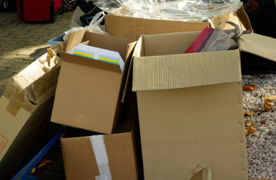 Складирането и съхранението на вещи, стоки и багаж изисква място